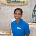 Dr Luximi Sivabalan Dentist in Coolangatta