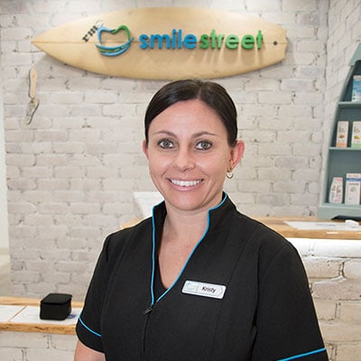 Kristy Dentist Assistant in Murwillumbah