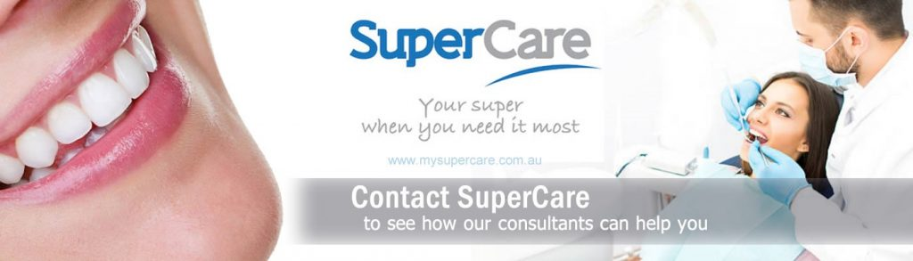SuperCare Dental Banner